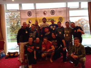 Dublin BJJ Open 2013 Results