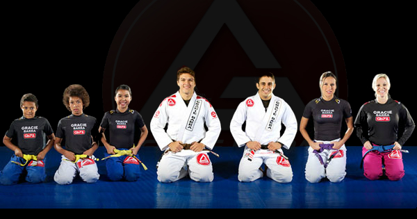Sign Up Now Gracie Barra Northern Ireland