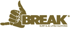 Break BJJ & surf Clothing Belfast.