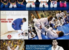 Gracie Barra Maeda BJJ Belfast What's on this February?