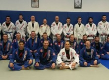 Victor Estima Gracie Barra Belfast BJJ April 2015