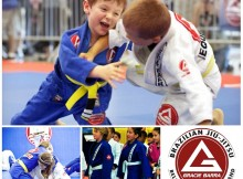 Kids BJJ Classes Belfast